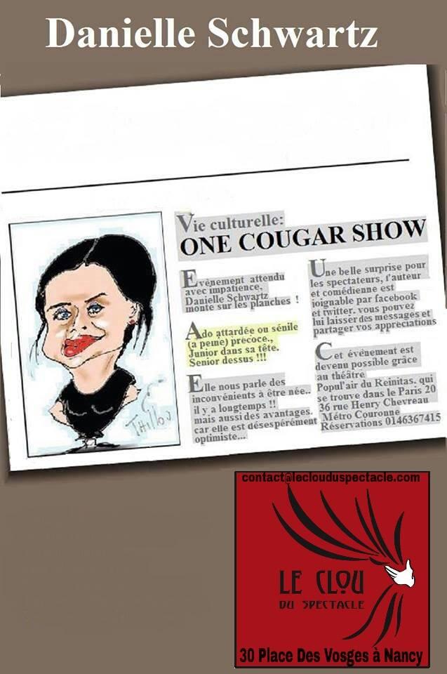 Annonce Rencontre Cougar